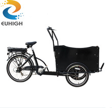 truck cargo tricycle/bicycle with cargo box
