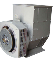 Single Phase Brushless Synchronous AC Alternator with CE ISO For Silent Diesel Generator Set