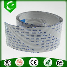 0.3mm ffc fcc Flat Flexible Electrical Cable
