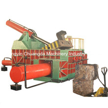 Scrap Aluminum Can Press Machine Baler