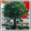 High imitation of artificial apple tree artificial apple fruit tree for ornaments