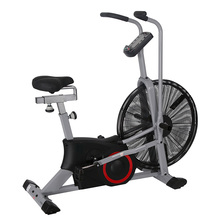 Exercise Fan Bike / Bluetooth Custom Workout Tornado Air bicycle