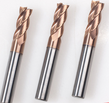 end mill for stainless steel/flat endmills cutters/high efficiency machining cutting tool of stainless steel