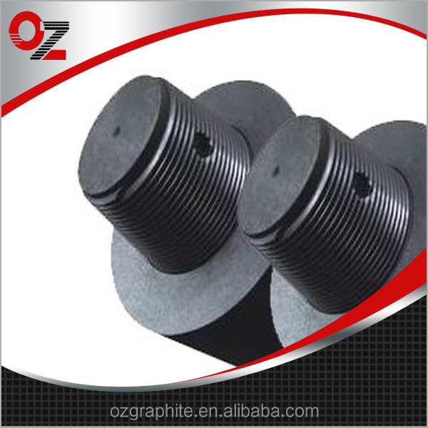 350mm graphite electrode for electric arc furnace