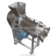 stainless steel 304 press to extract fruit juice machine