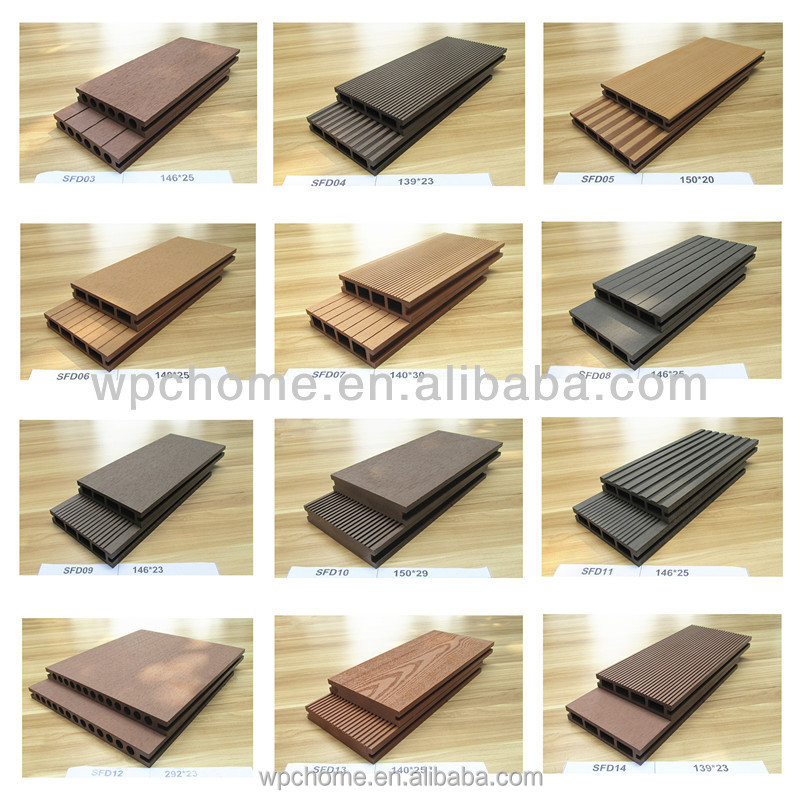 Middle-East standard decking,Popular building materials with waterproof outdoor deck flooring,outdoor flooring,hot sale