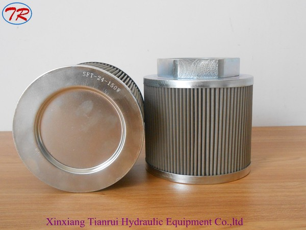 Wire mesh Taisei Kogyo suction filter SFT-24-150W replacement