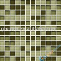 Crystal Glass Mosaic Mixture