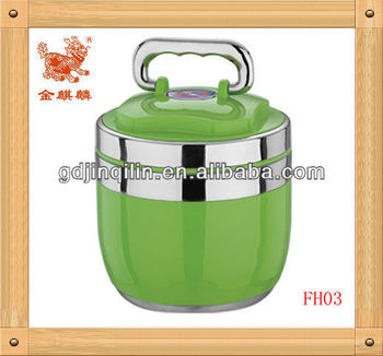 colorful storage kids stainless steel insulated thermos eco lunchbox for wholesale