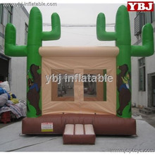 low price high quality children inflatable belly bouncer for kids