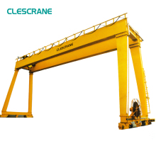 good supervision production gantry crane load and unload