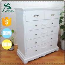 dressing room display wood cabinet furniture with 10 drawer