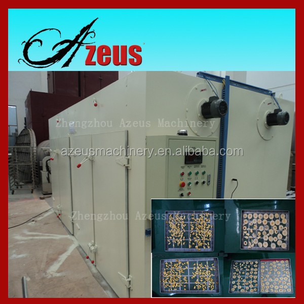 Industrial Steam Herb Drying Machine / Nut Drying Equipment / Tea Dryer