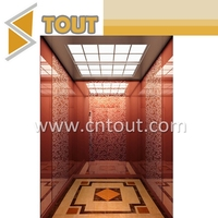 Decorative Elevator Cabin Stainless Steel Sheet