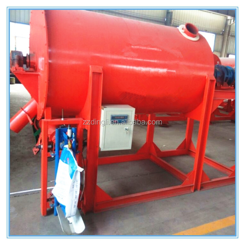 New Type Simple Dry Mortar Mixer with Packing Machine
