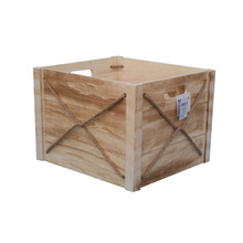 FSC used cheap custom wooden fruit gift crate wholesale for sales