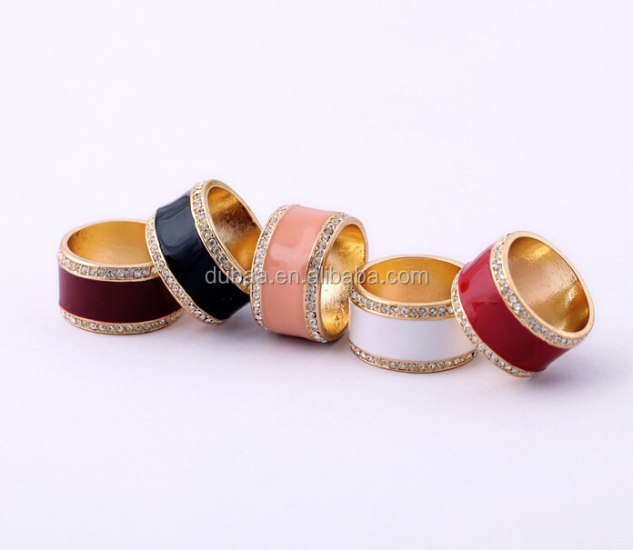 Fashion Professional Manufacturer OEM Hot Sale Thumb Ring Alloy Men Rings