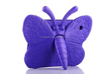 Protective Cover Cute Stand Kid Butterfly EVA Foam Tablet Case for Ipad 2 /3 /4