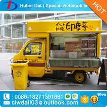 sino 4X2 kebab trailer/ gut truck/Food Truckin'