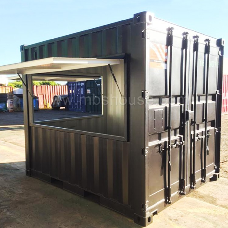 10ft Small Container Mini Container Storage House Sentry