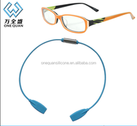 2015 factory wholesale durable silicone magnet sports glasses strap