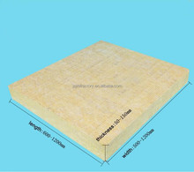 Thermal insulation rock mineral wool board