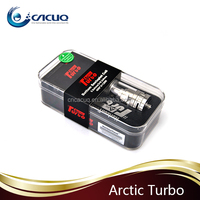 cacuq supply new arctic turbo atomizer support 120w mod excellent arctic turbo mod