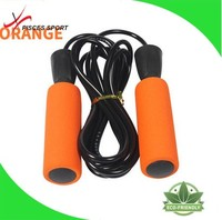 wholesale low price leather durable anti-slip fitness digital jump rope