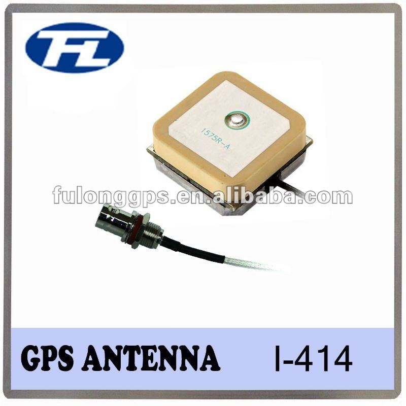 GPS PCB Antenna,27*27*9MM 1575.42MHz