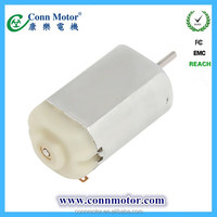 Ningbo manufacture Best-Selling 1.5v micro dc motor for motorized toy