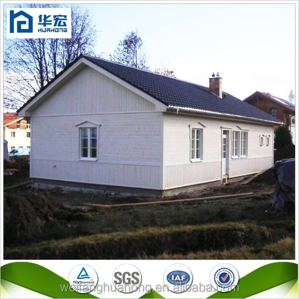 environmental protected cement prefabricated house