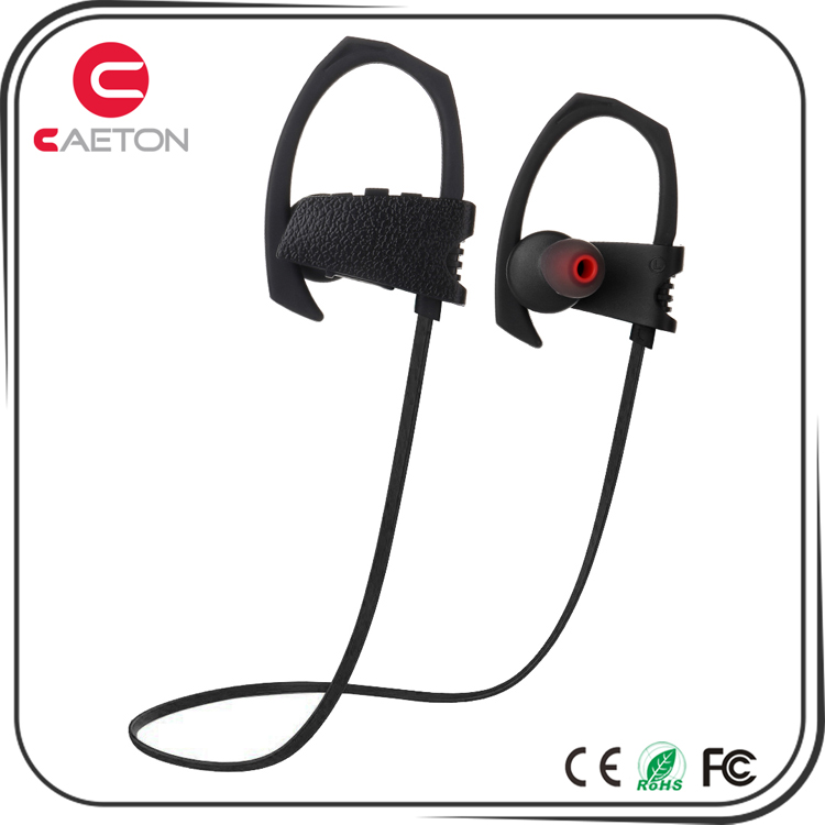 High quality music sport running headset stereo wireless headphone