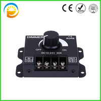 High quality CE RoHS DC12V-24V neon light dimmer switch with 2 years warranty