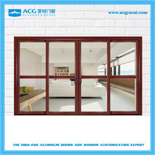 latest design aluminium sliding kitchen door