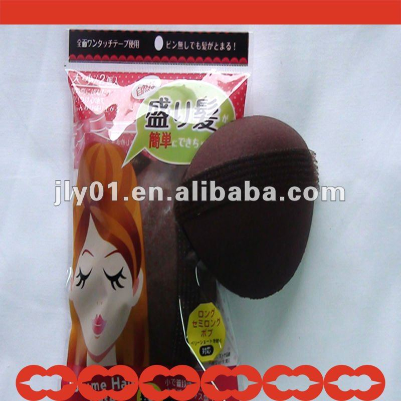 hair sponge bun with reasonable price