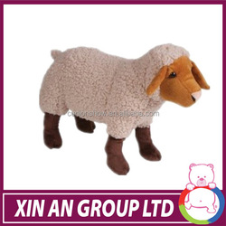 EN71, ASTM certificated high quality cute custom design Ovis vignei toy