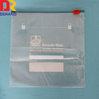 aqua barrier ldpe ziplock bag for fishing plastic lures