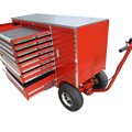 Kindleplate Portable Tool Storage Cabinet Pit Box