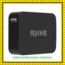 small power bank 4400 mAh mobile charger power pack