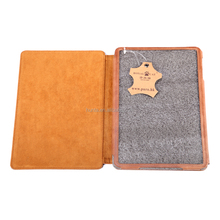 New Product Smart Sleep Wake up Case tablet cover for ipad mini leather case