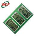 Air conditional pcb board with assembly