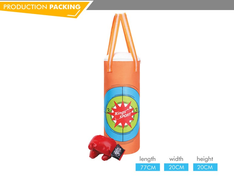 Cheap children sport toy kick punching boxing bag for sale