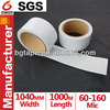 Water based double face tissue adhesive tape