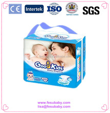 KL1052 2016 Hot Sell A Grade Good Quality &Low Price Baby Diaper From China