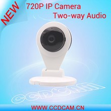 1MP Wifi Mini Household IP Camera 1.0Mega 720P 2 Way Audio Motion Detection P2P Onvif Alarm Support TF 32G