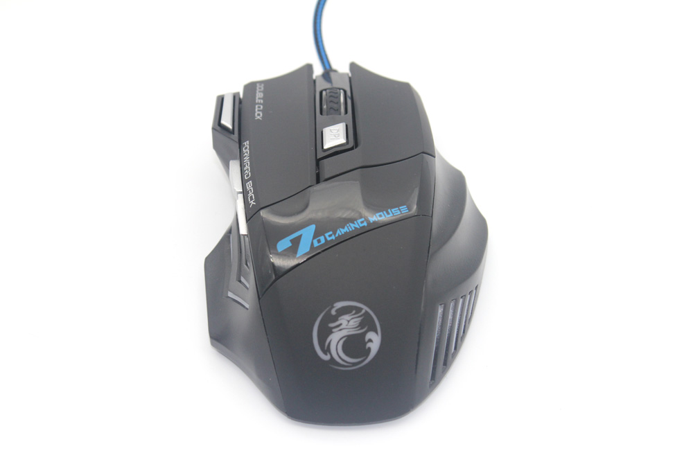 High Precision Ergonomic Drivers USB 6d Gaming Mouse For Mouse Gamer On Sale