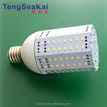 AC100-277V led corn light bulb dimmable E27 60W 80W 100W 120W 150W E40 led corn cob light