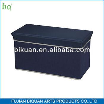 bq foldable fabric kids storage ottoman buy storage