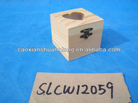 2013 New Design Small Wooden Boxes Craft to Decorate