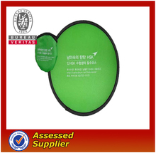 Promotion Foldable Fabric Frisbee/foldable Nylon Frisbee/foldable Frisbee Fan
